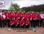 WAO Team England 2013